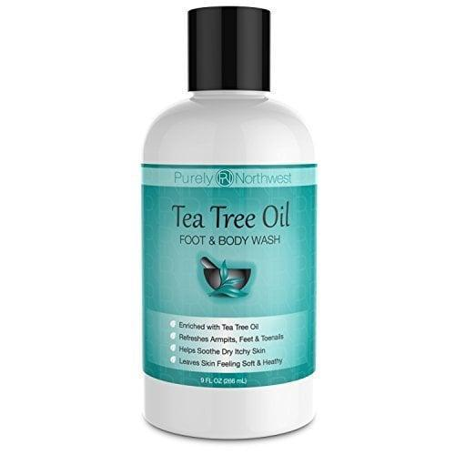 <p>Make sure your whole body is clean as can be with this <span>Antifungal Tea Tree Oil Body Wash</span> ($15).</p>