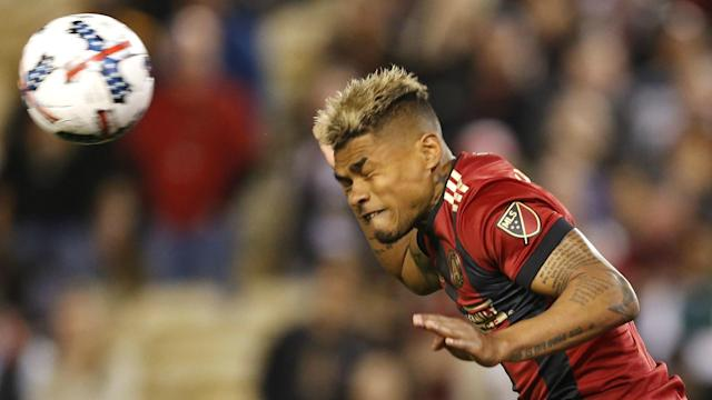 Atlanta United claimed the equal biggest win in MLS history, Josef Martinez leading them to a 7-0 victory over the New England Revolution.