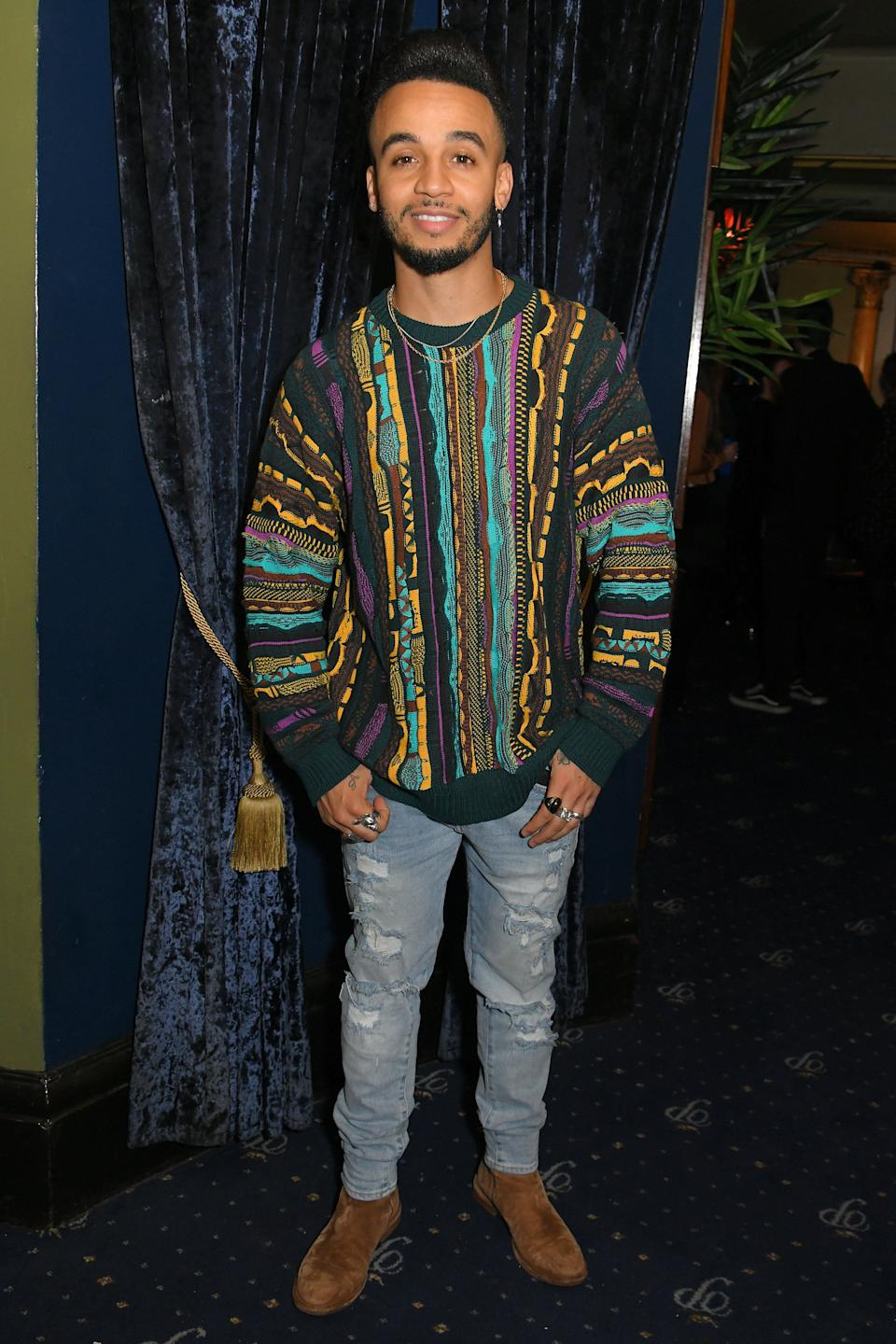 Rising to fame as a contestant on The X Factor, Aston returned to the reality TV sphere when his time in boyband JLS was over.<br /><br />As well as serving as a judge on Sky's Got To Dance, Aston competed in Celebrity Island With Bear Grylls, but didn't last long before he decided to take himself off the show. He fared much better when he appeared on Strictly, until he was sent home in one of the show's most controversial ever eliminations.