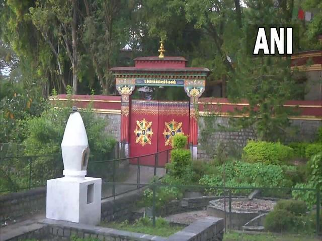 A visual from the Norbulingka Institute in Dharmshala, Himachal Pradesh. (Photo/ANI)