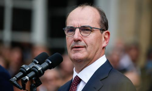 France's new prime minister keeps key figures in reshuffled cabinet