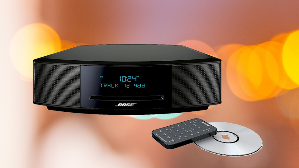 Save $226 on the Bose Wave Music System IV. (Photo: QVC)