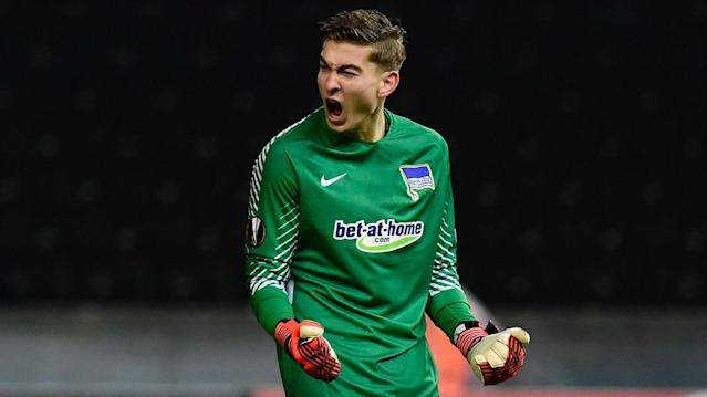 The 20-year-old has been forced to settle for a place on the bench at the German side but his goalkeeping coach feels it will be tough for him