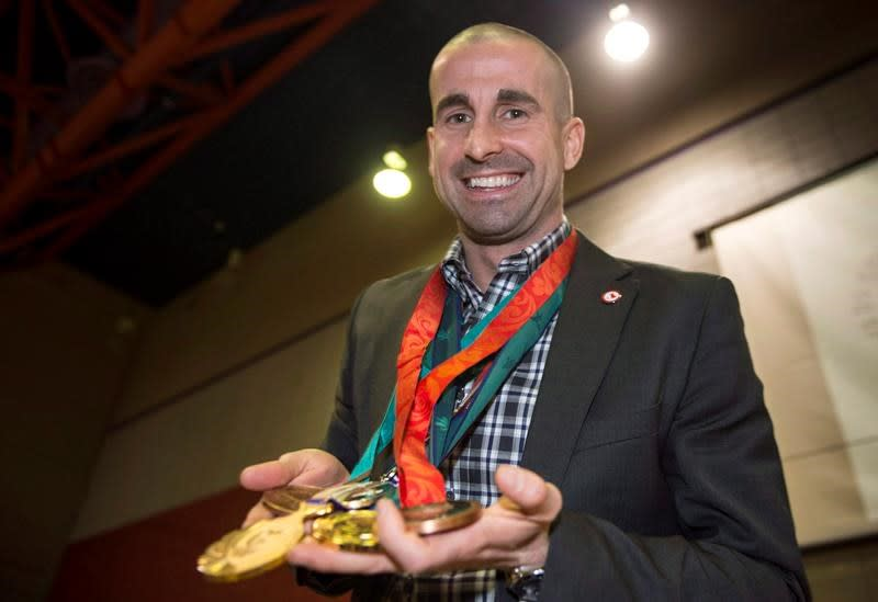 Former swim champ Benoit Huot named Canada chef de mission at Commonwealth Games