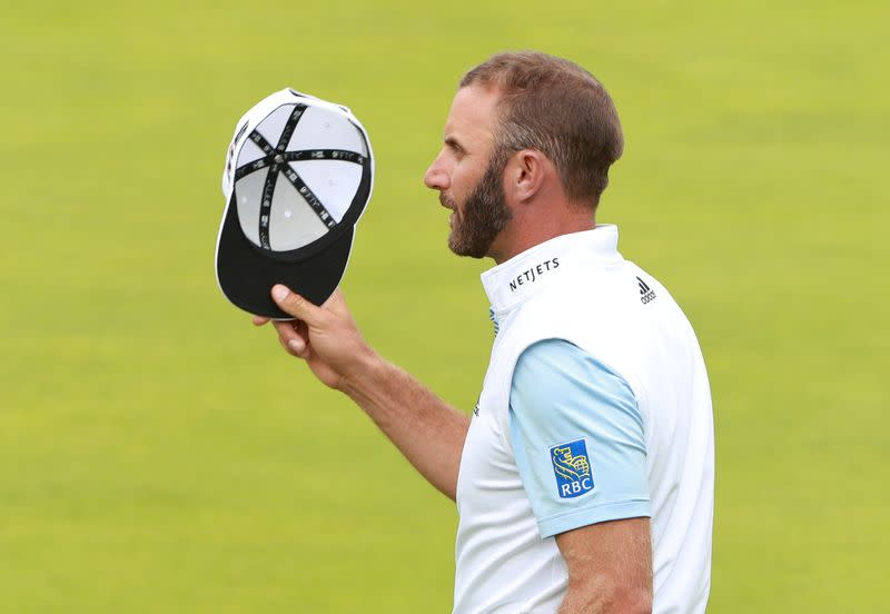 Johnson out of World Challenge, still planning on Presidents Cup