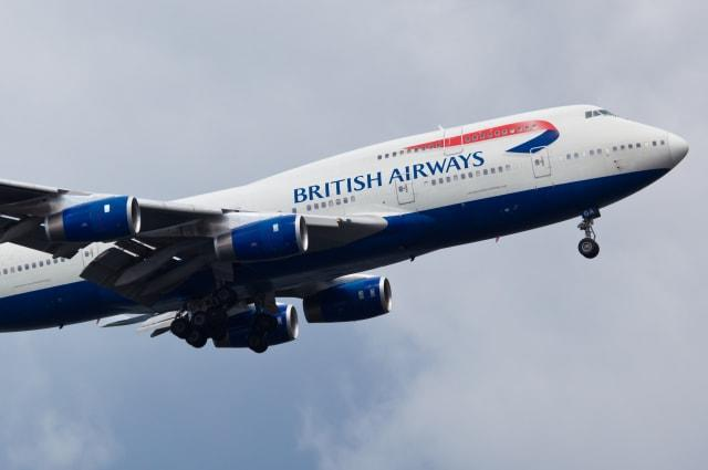 Couple on Heathrow flight separated after enormous row