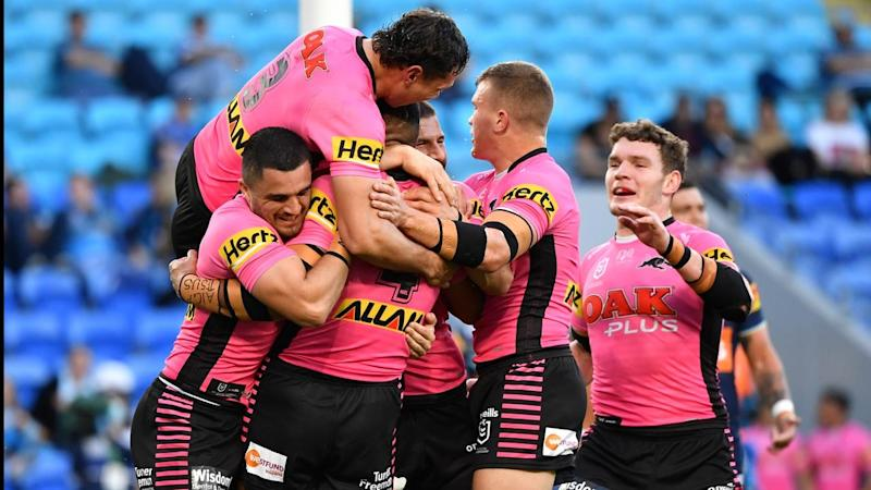 NRL TITANS PANTHERS