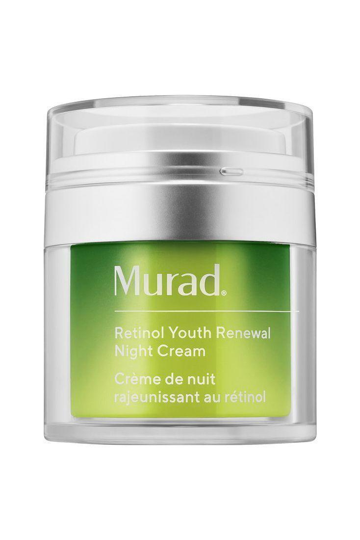 """<p><strong>Murad</strong></p><p>sephora.com</p><p><strong>$82.00</strong></p><p><a href=""""https://go.redirectingat.com?id=74968X1596630&url=https%3A%2F%2Fwww.sephora.com%2Fproduct%2Fmurad-retinol-youth-renewal-night-cream-P453929&sref=https%3A%2F%2Fwww.marieclaire.com%2Fbeauty%2Fg33597196%2Fbest-retinol-creams%2F"""" rel=""""nofollow noopener"""" target=""""_blank"""" data-ylk=""""slk:SHOP IT"""" class=""""link rapid-noclick-resp"""">SHOP IT</a></p><p>The <a href=""""https://www.sephora.com/product/murad-retinol-youth-renewal-night-cream-P453929"""" rel=""""nofollow noopener"""" target=""""_blank"""" data-ylk=""""slk:stellar reviews"""" class=""""link rapid-noclick-resp"""">stellar reviews</a> on this night cream speak for themselves. No matter your skin type, this formula strengthens your skin's moisture barrier—which is key for preventing breakouts and damage—while it plumps up wrinkles. </p>"""