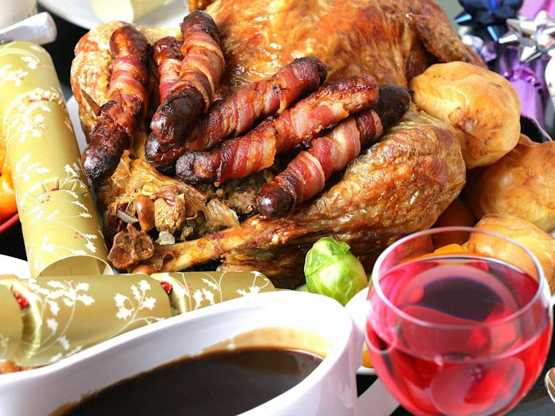 The pub is offering free Christmas dinners to anyone on their own: martinrlee/iStock