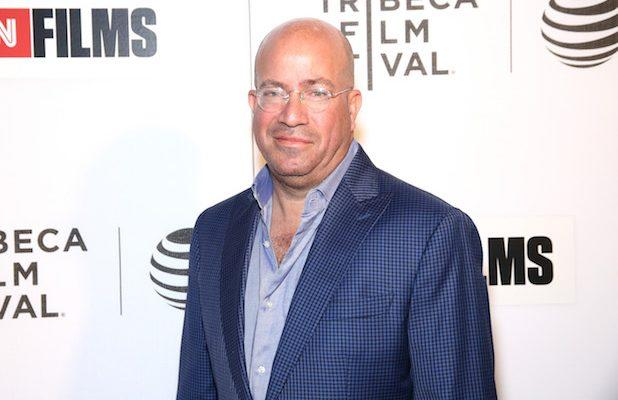 Jeff Zucker: CNN Staff Can Say 'Black Lives Matter' on Social, but Not 'Defund the Police'