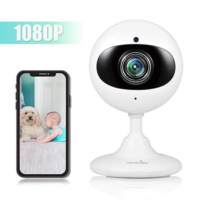 "<p>Keep an eye on your children or pets with this <a href=""https://www.popsugar.com/buy/Wansview%20Wireless%20Security%20Camera-471627?p_name=Wansview%20Wireless%20Security%20Camera&retailer=amazon.com&price=30&evar1=savvy%3Aus&evar9=46412616&evar98=https%3A%2F%2Fwww.popsugar.com%2Fsmart-living%2Fphoto-gallery%2F46412616%2Fimage%2F46413259%2FWansview-Wireless-Security-Camera&list1=shopping%2Camazon%2Cgift%20guide&prop13=mobile&pdata=1"" rel=""nofollow"" data-shoppable-link=""1"" target=""_blank"" class=""ga-track"" data-ga-category=""Related"" data-ga-label=""https://www.amazon.com/Wansview-Wireless-Security-Surveillance-Audio-K3/dp/B075KGNB58/ref=zg_bsms_electronics_10?_encoding=UTF8&amp;psc=1&amp;refRID=B3AK2NNX37XNH9MZXSWV"" data-ga-action=""In-Line Links"">Wansview Wireless Security Camera</a> ($30).</p>"