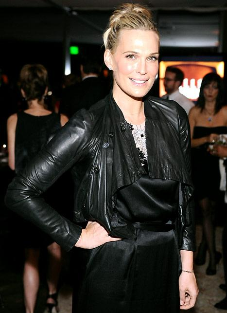 """Molly Sims Was """"Jealous"""" of Claire Danes' Post-Baby Bod, Gained Nearly 65 Pounds While Pregnant"""