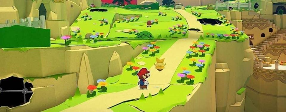 Paper Mario_ The Origami King