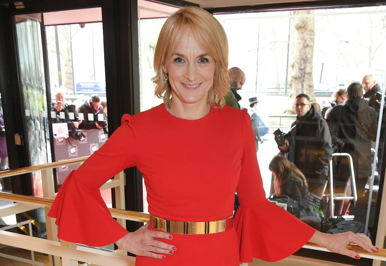 Louise Minchin has presented 'BBC Breakfast' for over 20 years. (Getty Images)