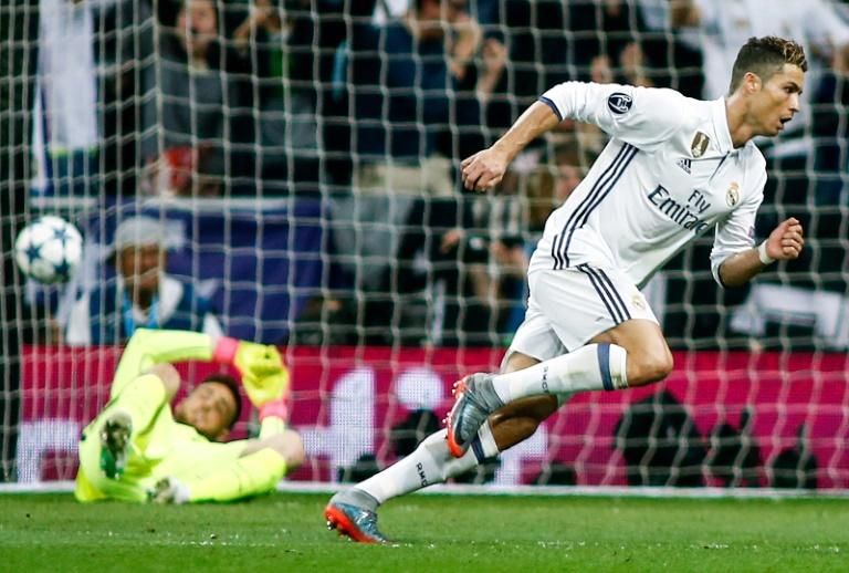 Real Madrid's Cristiano Ronaldo has scored a total of 103 goals in the Champions League, including a hat-trick against Atletico Madrid on May 2, 2017