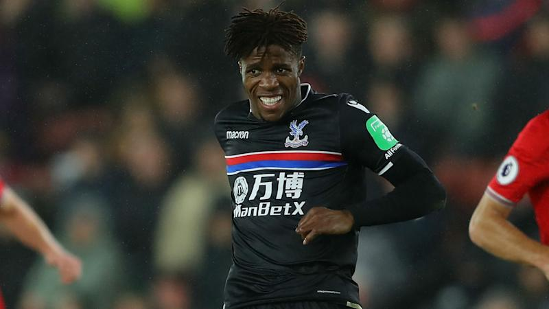 Hodgson on Arsenal target Zaha: I'm expecting him back