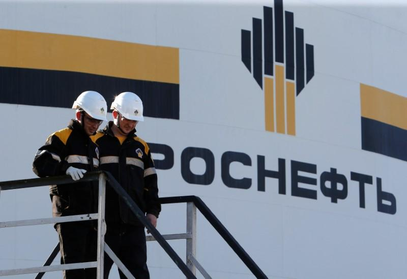 Rosneft signs oil supply deal with firm linked to Qatar and Glencore