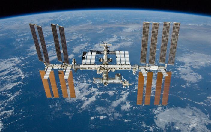 Astronauts are in a race against time to plug the gap - Nasa