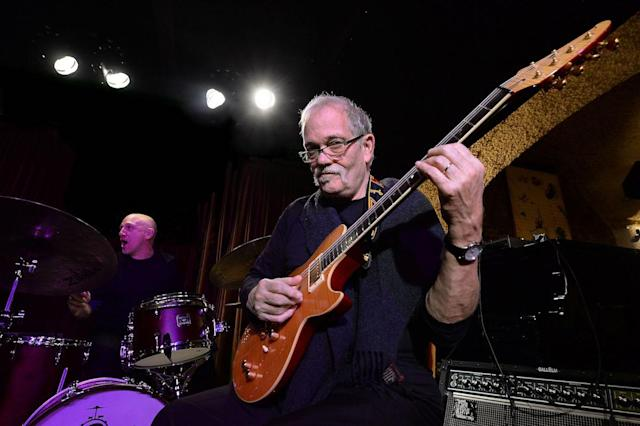 <p>John Abercrombie was a jazz guitarist, composer, and bandleader. He died Aug. 22 of heart failure. He was 72.<br> (Photo: Getty Images) </p>
