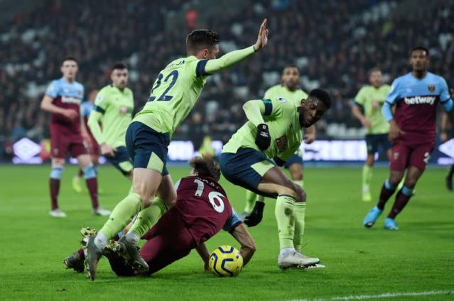 Premier League - West Ham United v AFC Bournemouth