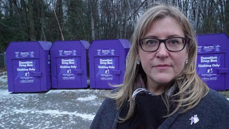 6 donation bins stolen from Big Brothers Big Sisters Ottawa