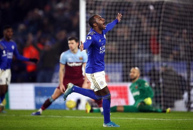 Leicester City v West Ham United – Premier League – King Power Stadium