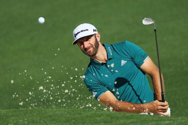 Dustin Johnson is back in action this week. (Getty Images)