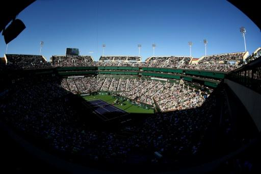 The prestigious ATP and WTA Indian Wells tournament was cancelled, the first major sports event in the US to be shelved because of the outbreak