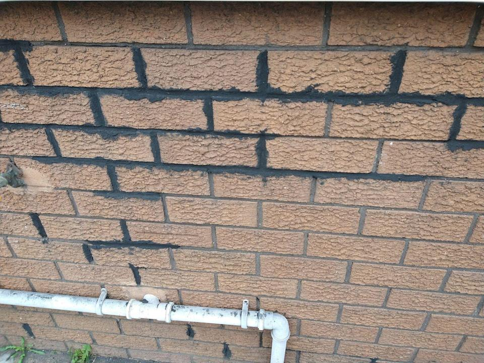 <p>While Eirian Parr thought re-pointing would be an easy job, they weren't left with the tidy job they dreamed of. Have you ever made this mistake before? </p>