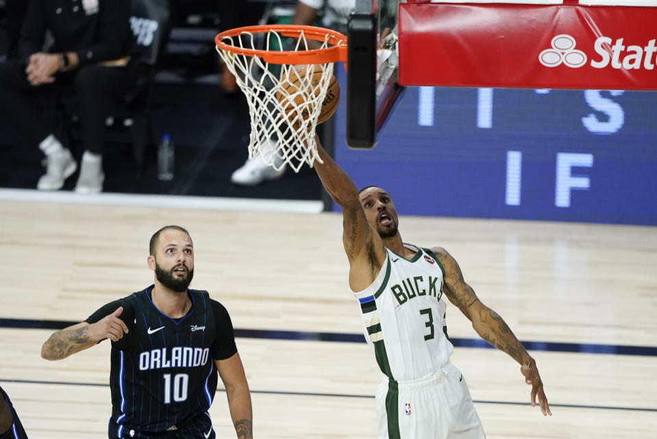 Milwaukee Bucks' George Hill