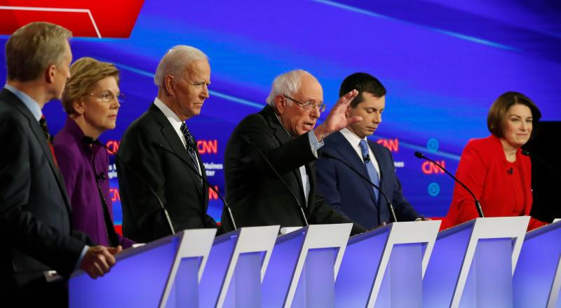 Three Fiscal Takeaways from the Democratic Presidential Debate