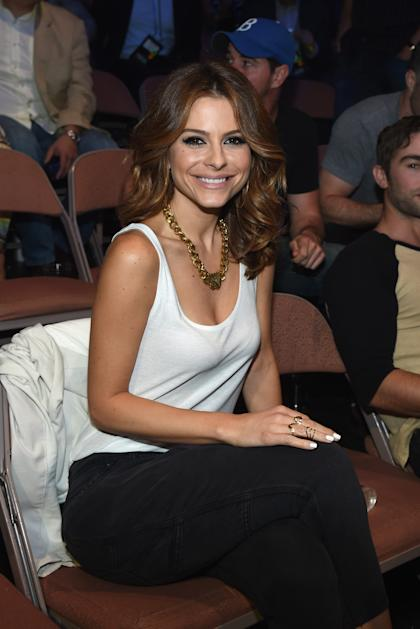 Maria Menounos (Getty)