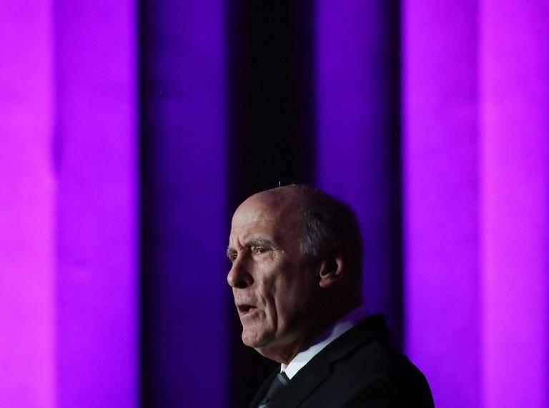 Director of National Intelligence Dan Coats (pictured July 2019), whose views did not always coincide with those of Trump, announced he would step down in July 2019 (AFP Photo/MARK WILSON)