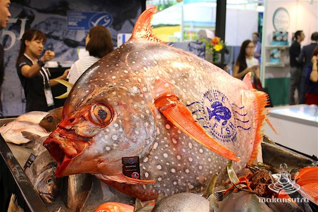 Moonfish from Lee Fish
