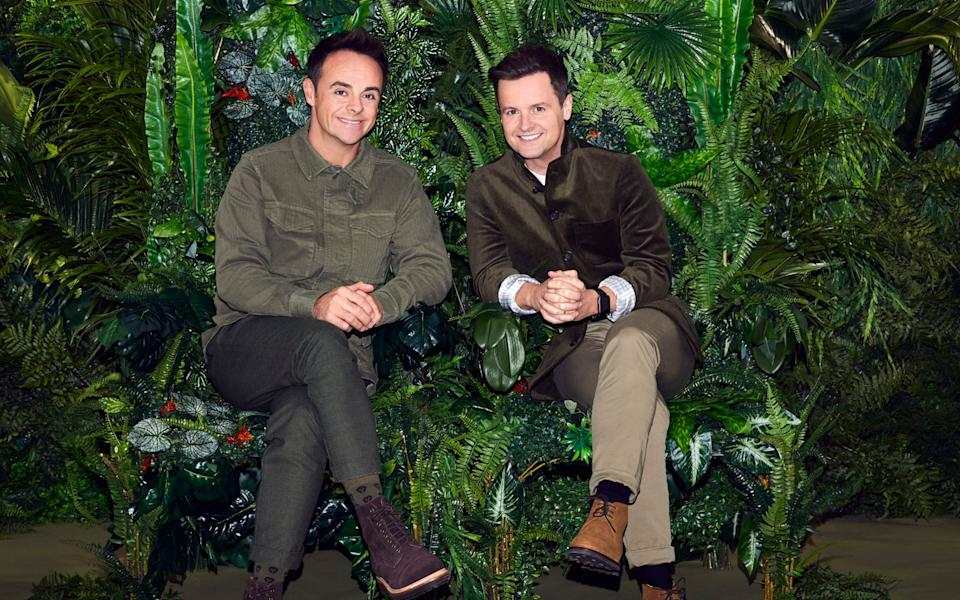 No jungle for Ant and Dec this year, but at least they can have a lie-in - ITV