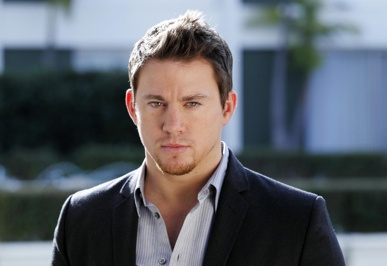"Actor Channing Tatum, who stars in the movie ""The Eagle,"" poses for a portrait in Beverly Hills, California February 4, 2011. REUTERS/Danny Moloshok"