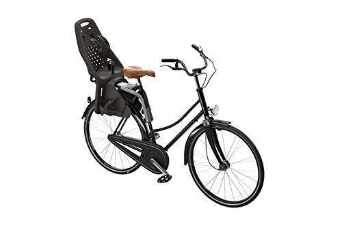 """<p><strong>Thule</strong></p><p>amazon.com</p><p><strong>$249.95</strong></p><p><a href=""""http://www.amazon.com/dp/B007FQT0LM/?tag=syn-yahoo-20&ascsubtag=%5Bartid%7C10070.g.27498054%5Bsrc%7Cyahoo-us"""" rel=""""nofollow noopener"""" target=""""_blank"""" data-ylk=""""slk:SHOP NOW"""" class=""""link rapid-noclick-resp"""">SHOP NOW</a></p><p>Give the gift of many weekend rides together in the form of a children's bike seat. This seat, available in three colors, straps to most bike frames easily and grows with the child from age 9 months to 6 years thanks to adjustable foot rests and straps.</p>"""