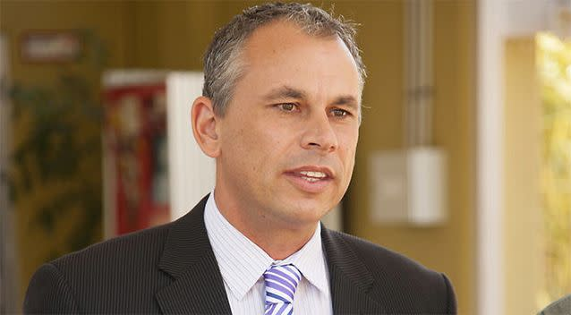 The group say Chief Minister Adam Giles is not doing enough to lower crime rates. Photo: AAP