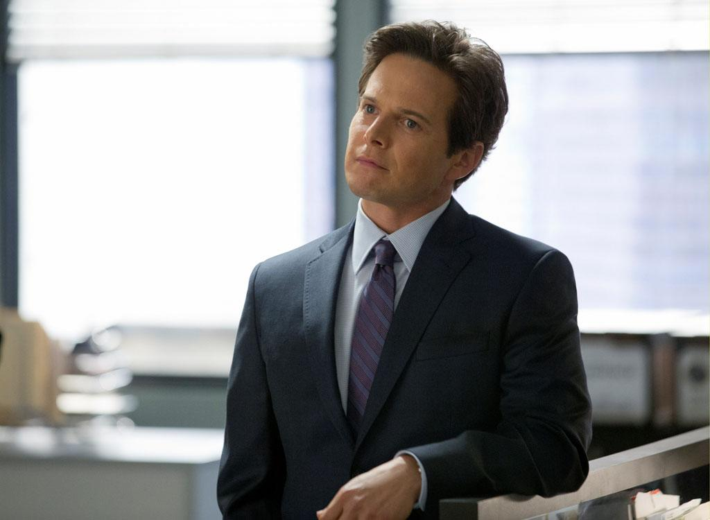 "Scott Wolf in the ""Perception"" episode, ""Blindness."""