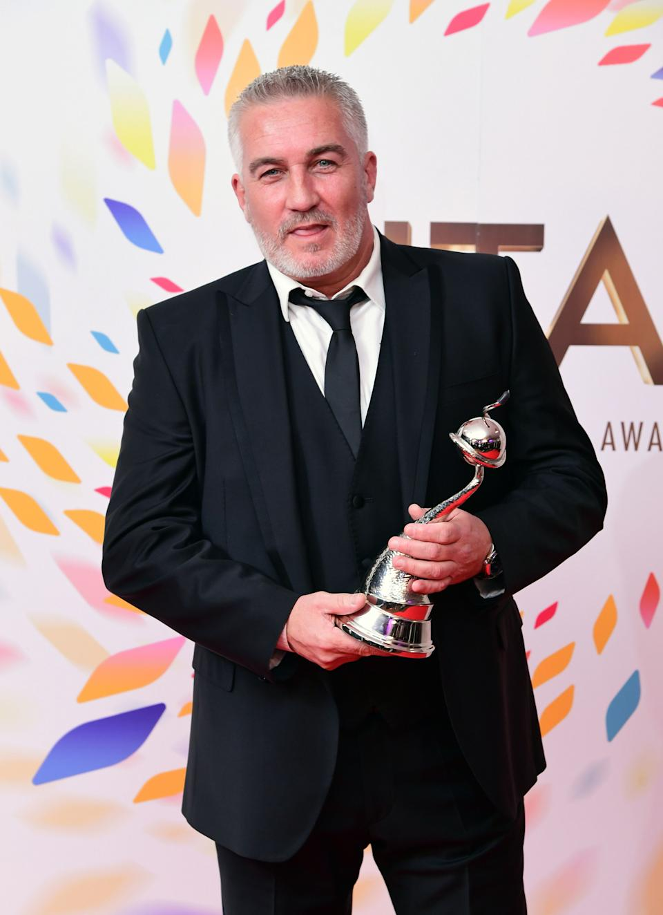 File photo dated 28/01/20 of Paul Hollywood who has criticised cruel trolls who target Great British Bake Off contestants online, warning: