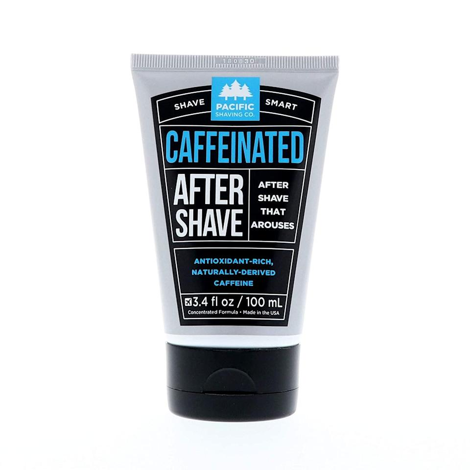 Pacific Shaving Co. Caffeinated Aftershave