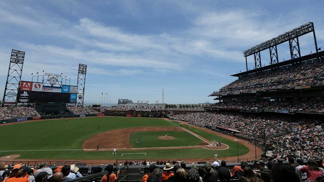 Before moving to Las Vegas in 2020, the Silver and Black could play one final season in the Bay at the Giants' recently renamed ballpark.
