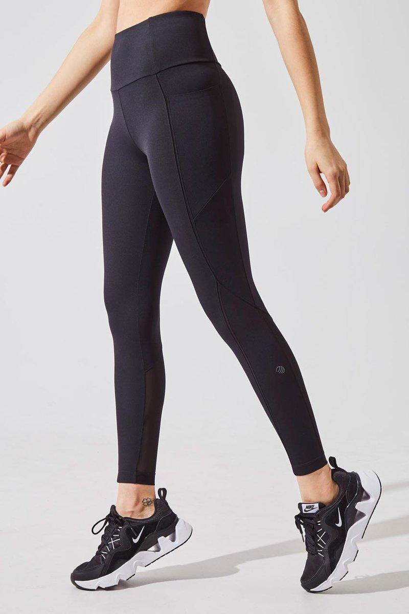 Accelerate Ultra-High Waisted Recycled Nylon 7/8 Legging. Image via MPG Sport.