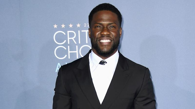 Kevin Hart Opens Up About Baby No. 3 in 'Saturday Night Live' Monologue