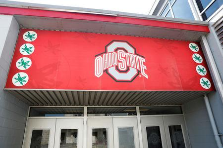 FILE PHOTO: The exterior of a building on The Ohio State University campus is seen in Columbus, Ohio