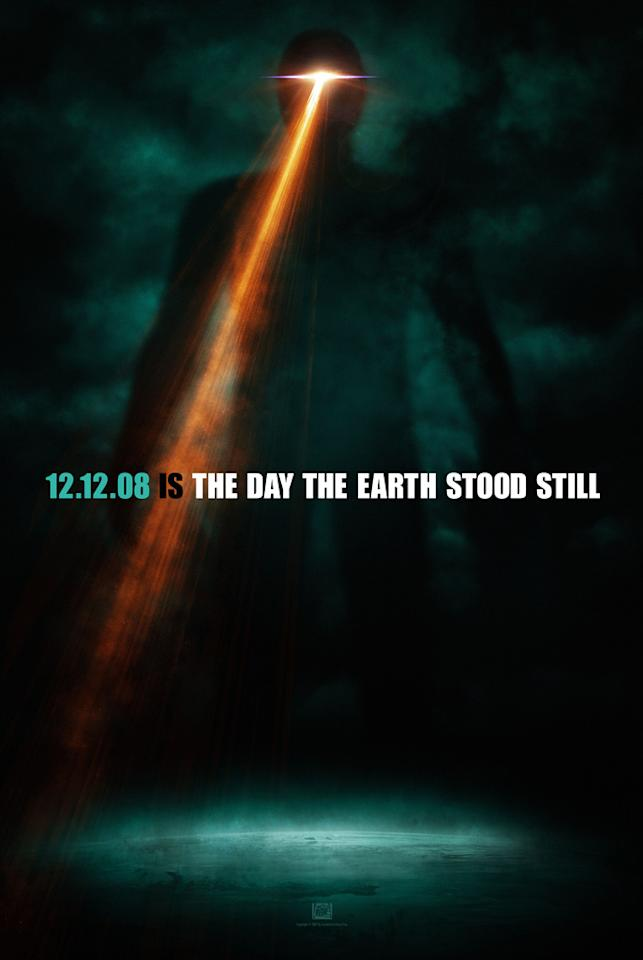"20th Century Fox's <a href=""http://movies.yahoo.com/movie/1809966785/info"">The Day the Earth Stood Still</a> - 2008"