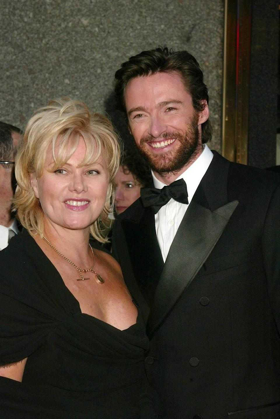 <p>The couple met on the set of the Australian drama Correlli in 1995 and have two kids together, Oscar and Ava.</p>