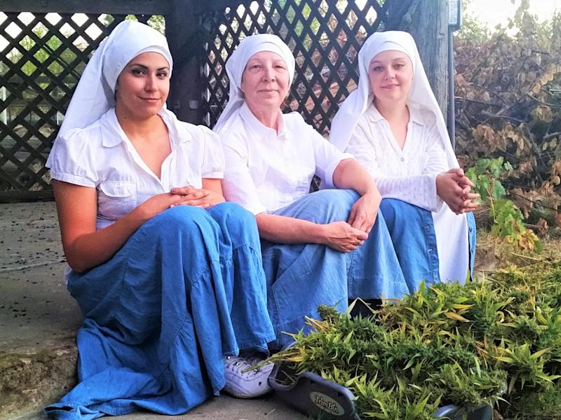 420: The nuns who make £850k a year growing and selling marijuana