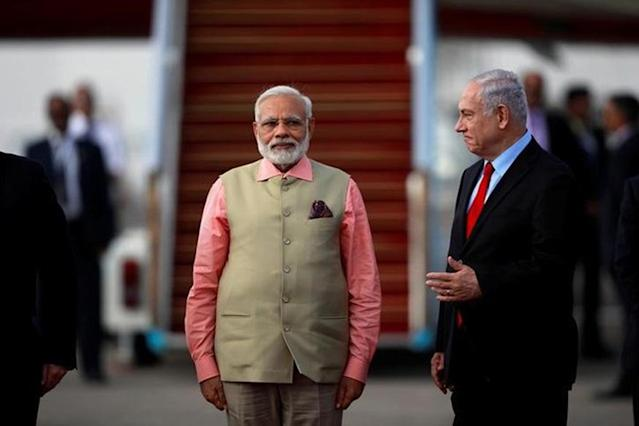 Terrorism with special focus on ISIS, border fencing and cyber security will be brought to the table when India's security establishment meets the Israeli delegation accompanying Netanyahu on the 5-day visit starting Sunday.