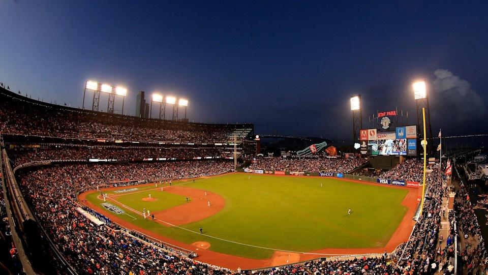 The Oakland Raiders will not be allowed to play in the San Francisco Giants' stadium next season after all. (AP Photo)